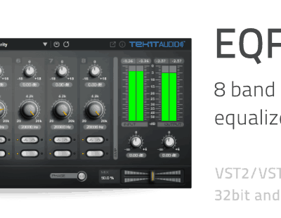 TEK-IT AUDIO Tekit EQF8 interface