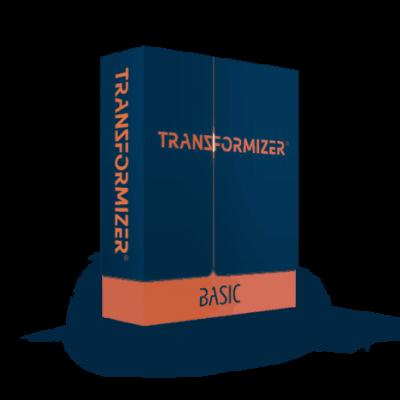 TRANSFORMIZER Transformizer Basic box