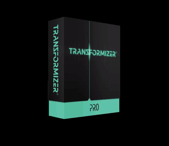 TRANSFORMIZER Transformizer Pro box
