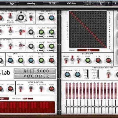 XILS Labs XILS Vocoder 5000 photography