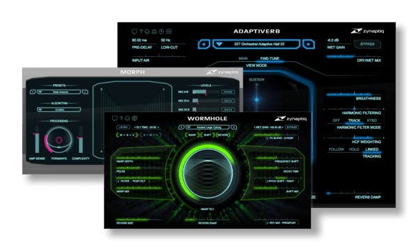 ZYNAPTIQ DESIGN BUNDLE interface