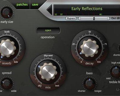 u-he Software u-He Uhbik Fine Collection of Effect Plug-ins interface