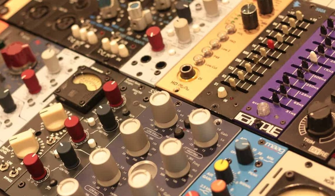 Recording Studio Design - Integration - Project management