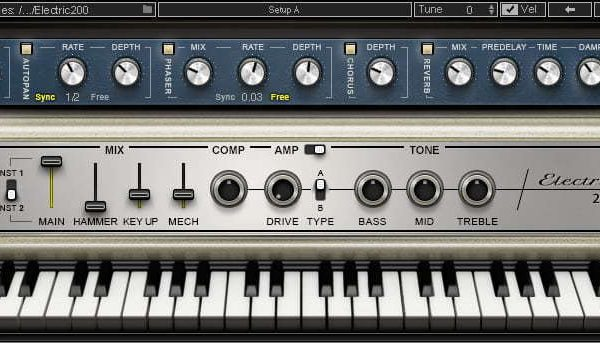 Waves Pianos & Keys VST Instrument + VST3 AU AUDIOSUITE